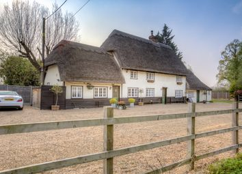 Thumbnail 5 bed detached house for sale in Hall Green, Little Hallingbury, Bishop's Stortford