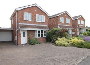 Thumbnail 3 bed detached house for sale in Salcey Square, Walton, Chesterfield