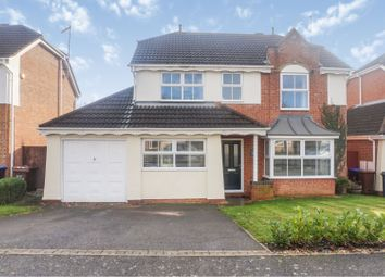 Thumbnail 4 bed detached house for sale in Rufford Avenue, Abington Vale, Northampton