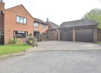 Thumbnail 4 bed detached house for sale in Mayalls Close, Tirley, Gloucester