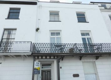 Thumbnail 1 bedroom flat for sale in Hillsborough Terrace, Ilfracombe