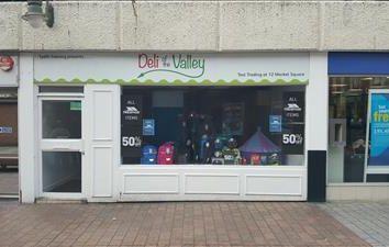 Thumbnail Retail premises to let in 12 Market Square, Merthyr Tydfil