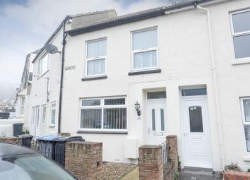 Thumbnail 2 bedroom terraced house for sale in East Street, Dover