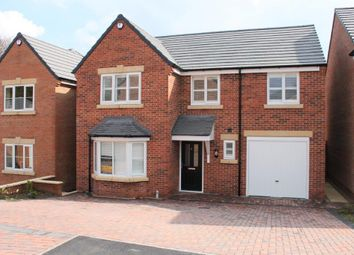 Thumbnail 4 bed property for sale in Arella Fields Close, Stanley Common, Ilkeston, Derbyshire