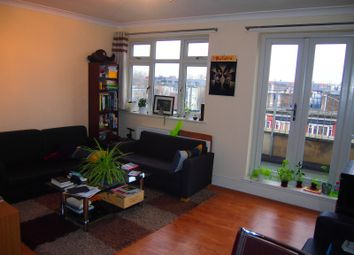 Thumbnail 1 bed flat to rent in Philpott Street, London