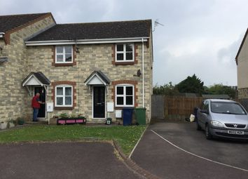 Thumbnail 2 bedroom end terrace house to rent in Katherine Close, Churchdown, Gloucester