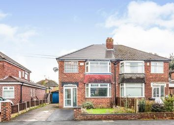 Thumbnail 3 bed semi-detached house for sale in Cherry Lane, Sale, Greater Manchester