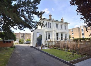 Thumbnail 3 bed flat for sale in Garden Flat, Stoneleigh Parabola Road, Cheltenham, Gloucestershire