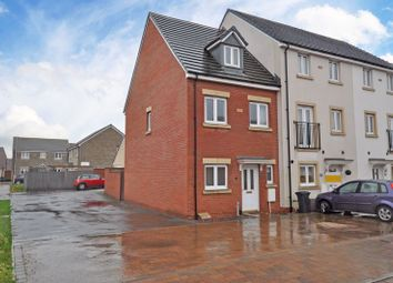 Thumbnail 3 bedroom terraced house for sale in Spacious Modern House, Bloomery Circle, Newport