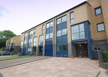 Thumbnail 4 bed town house for sale in Hillside Park, Hardgate, Clydebank