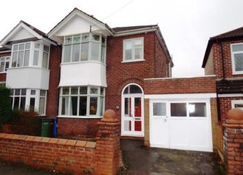 Thumbnail 3 bed semi-detached house for sale in Park Avenue, Romiley, Stockport, Greater Manchester