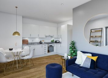 Thumbnail 2 bed flat for sale in Abel Yard, Rope Walk, Bristol