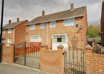 Thumbnail 3 bed semi-detached house for sale in Brinkburn Crescent, Houghton Le Spring