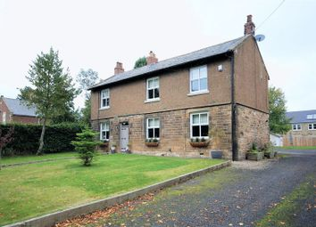 Thumbnail 3 bed detached house for sale in Ulgham, Morpeth