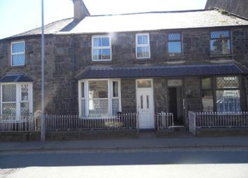 Thumbnail 2 bedroom terraced house to rent in Denbigh Street, Llanrwst
