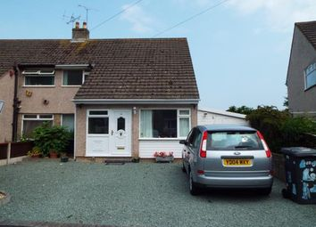 Thumbnail 3 bed semi-detached house for sale in Russell Avenue, Colwyn Bay, Conwy
