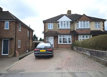Thumbnail 3 bed semi-detached house to rent in Orchard Way, Aldershot