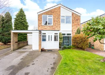 Thumbnail 4 bed detached house for sale in Allcard Close, Horsham, West Sussex