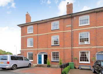 Thumbnail 4 bed terraced house for sale in Portland Street, Hereford