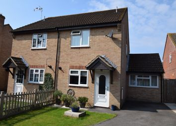 Thumbnail 3 bed semi-detached house for sale in Scrivens Mead, Thatcham