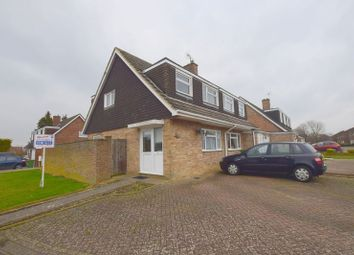 Thumbnail 3 bed semi-detached house for sale in Magenta Close, Bletchley, Milton Keynes