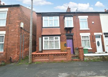 Thumbnail 3 bedroom end terrace house for sale in Russell Street, Heaviley, Stockport, Cheshire
