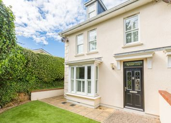 Thumbnail 4 bed semi-detached house for sale in 4 Summerfield, St. Peter Port, Guernsey