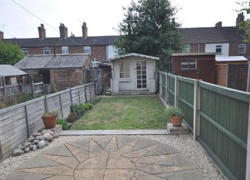 Thumbnail 3 bedroom terraced house for sale in St. Augustines Close, Newton Street, Newark