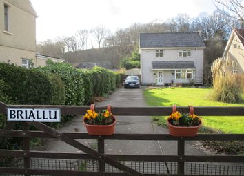 Thumbnail 3 bedroom detached house for sale in Briallu, Caerbont, Abercrave, Swansea.