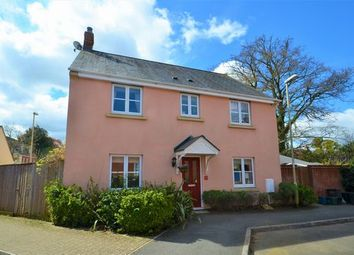 Thumbnail 4 bed semi-detached house for sale in Redvers Way, Tiverton