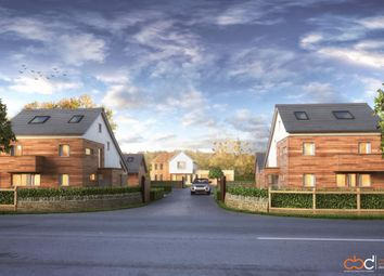 Thumbnail 4 bed detached house for sale in Brookthorpe, Gloucester
