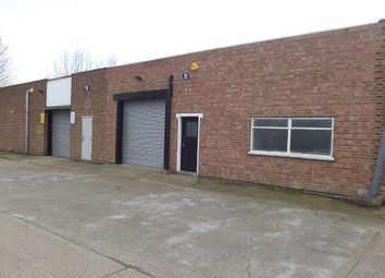 Thumbnail Warehouse to let in Thames Industrial Park, Princess Margaret Road, East Tilbury