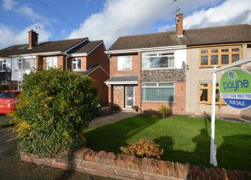 Thumbnail 3 bed semi-detached house for sale in Broad Lane, Coventry