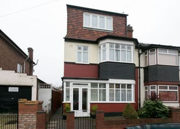 Thumbnail 4 bed end terrace house for sale in Wickham Road, London