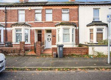 Thumbnail 4 bed end terrace house for sale in Blackweir Terrace, Cathays, Cardiff