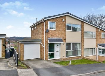 Thumbnail 3 bed semi-detached house for sale in Queensway, Shotley Bridge, Consett