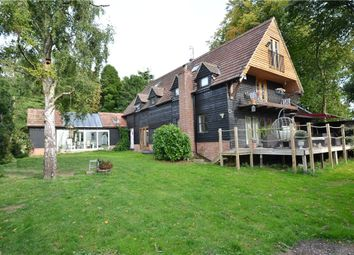 Thumbnail 5 bed detached house for sale in Bradley Road, Nuffield, Henley-On-Thames