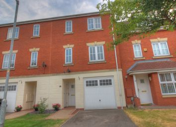 Thumbnail 4 bedroom town house for sale in The Willows, Hull