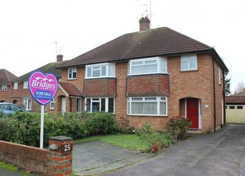 Thumbnail 3 bed semi-detached house for sale in Grange Farm Road, Ash