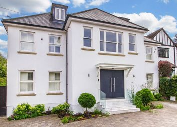 Thumbnail 5 bed detached house for sale in Forest View Road, Loughton