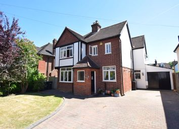 Thumbnail 5 bed detached house for sale in Bury Road, Harlow