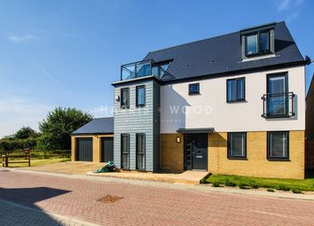 Thumbnail 5 bedroom detached house for sale in Elvedon Close, Ipswich