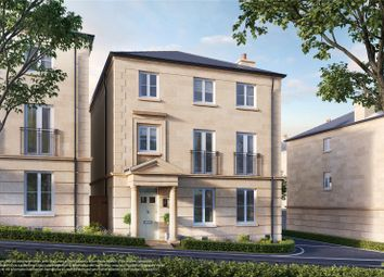 Thumbnail 5 bed detached house for sale in The Charleton At Holburne Park, Warminster Road, Bath