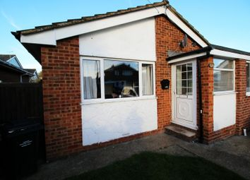 Thumbnail 2 bed detached bungalow for sale in Waarden Road, Canvey Island, Essex