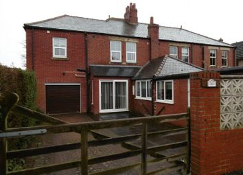Thumbnail 3 bed semi-detached house to rent in Heatherleazes, Warkworth, Morpeth