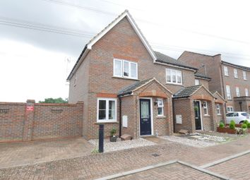 Thumbnail 2 bedroom end terrace house for sale in Cotswold Drive, Stevenage