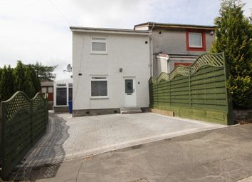 Thumbnail 2 bed semi-detached house for sale in 11 Munro Court, Duntocher