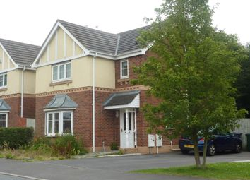 Thumbnail 3 bed detached house to rent in Mercury Way, Skelmersdale