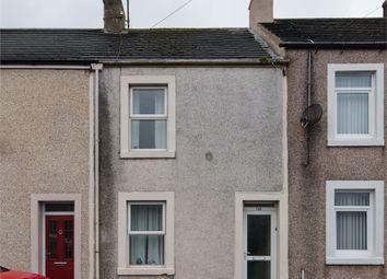 Thumbnail 2 bed terraced house for sale in Frizington Road, Frizington, Cumbria