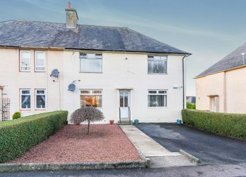 Thumbnail 2 bed flat for sale in Witchknowe Road, Kilmarnock